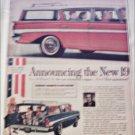 1961 American Motors Rambler Classic CC 4 dr stationwagon ad