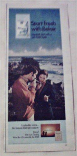 1970 Belair Cigarettes Fresh ad #2