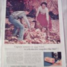 1957 Kodak Kodacolor Autumn ad
