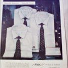 1957 Arrow Town Trio Shirt ad