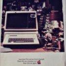 Apple Computer ad