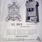 Clearing Machine Corporation Hour ad