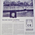 1948 Combustion Engineering Company ad