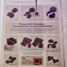 1964 Kraft Chocolates ad