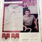 1957 Arrow Trimway Shirt ad