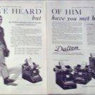 1923 Dalton Business Machines ad