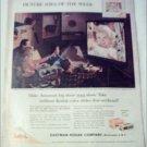 1960 Kodak Color Slides Autumn ad