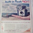 1960 Kodak Brownie Starmite Camera ad