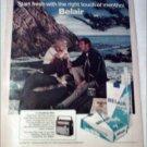 1972 Belair & Belair Filter Longs AM/FM Radio ad