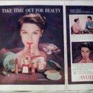 1956 Avon Cosmetics ad