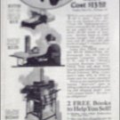 1923 Addressograph Printing Machine ad
