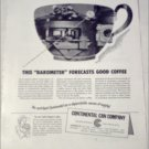 Continental Can Company Coffee ad
