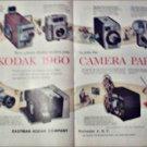 1960 Kodak Cameras ad
