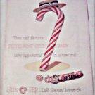 STIK-O-PEP Lifesavers ad
