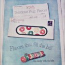 1957 Five Flavor Lifesavers Letter ad