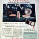 1958 Campana Makeup ad