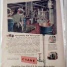 Crane Valves ad