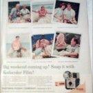 1961 Kodak Kodacolor Film ad