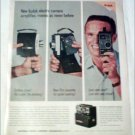 Kodak Duex 8 Cassette Movie Camera ad