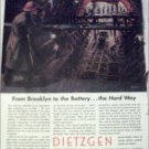 Dietzgen Company Brooklyn ad