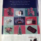 2000 Craftopia Decorations Christmas ad