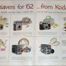 1962 Kodak Cameras Summer ad