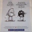 1998 M & M's Millenium Contest ad