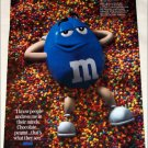 2000 M & M's Candy ad