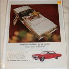 1965 American Motors Rambler Classic 770 convertible car ad #2