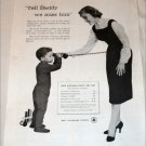 Bell Telephone Mother & Child ad
