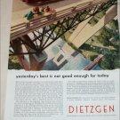 Dietzgen Company Clays Ferry Kentucky ad