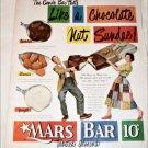 Mars Bar ad