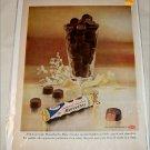 1958 Mars Marsettes Chocolates ad #2