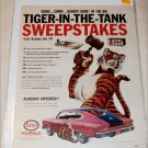 1965 Esso Sweepstakes ad #2 featuring Marlin