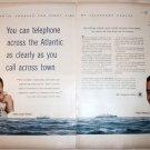 Bell Telephone Transatlantic ad