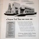 1951 H. K. Ferguson Company ad
