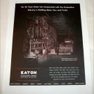 Eaton Manufacturing Automotive ad