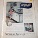 1946 Fairbanks-Morse Water System ad