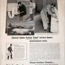 1951 Fairfax Towels ad
