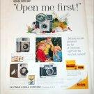 Kodak Cameras Christmas ad