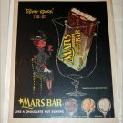 Mars Bar Silver Spoon ad