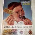 1957 Mars Bar ad #2