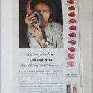 1943 Chen Yu Nail Lacquer ad