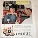 1957 Froedtert Malt Corporation ad