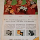 1965 Kodak Instamatic Movie Camera ad