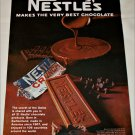 1967 Nestle's Crunch Candy Bar ad #2