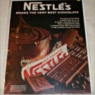 1967 Nestle's Milk Chocolate Candy Bar ad #1