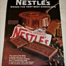 1967 Nestle's Milk Chocolate Candy Bar ad #3