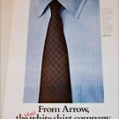 1968 Arrow Mini-Stripe Shirt ad