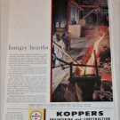 1956 Koppers Engineering and Construction ad